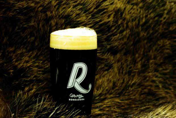 Cerveza artesana porter