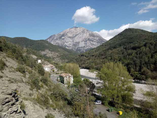 Hospital de Tella en el Valle del Cinca