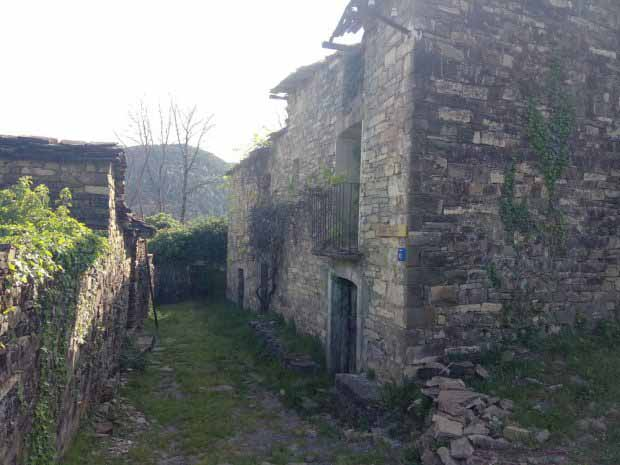El camino de Santiago a su paso por Santa Justa