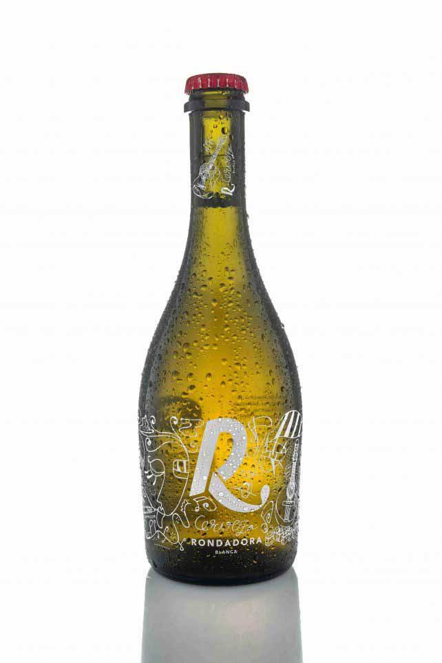 botella cerveza retornable