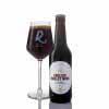 cerveza artesana rondadora english barley wine y copa rondadora