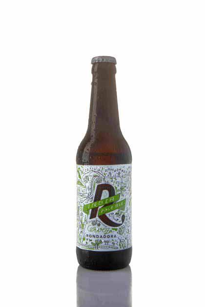 cerveza artesana rondadora ipa