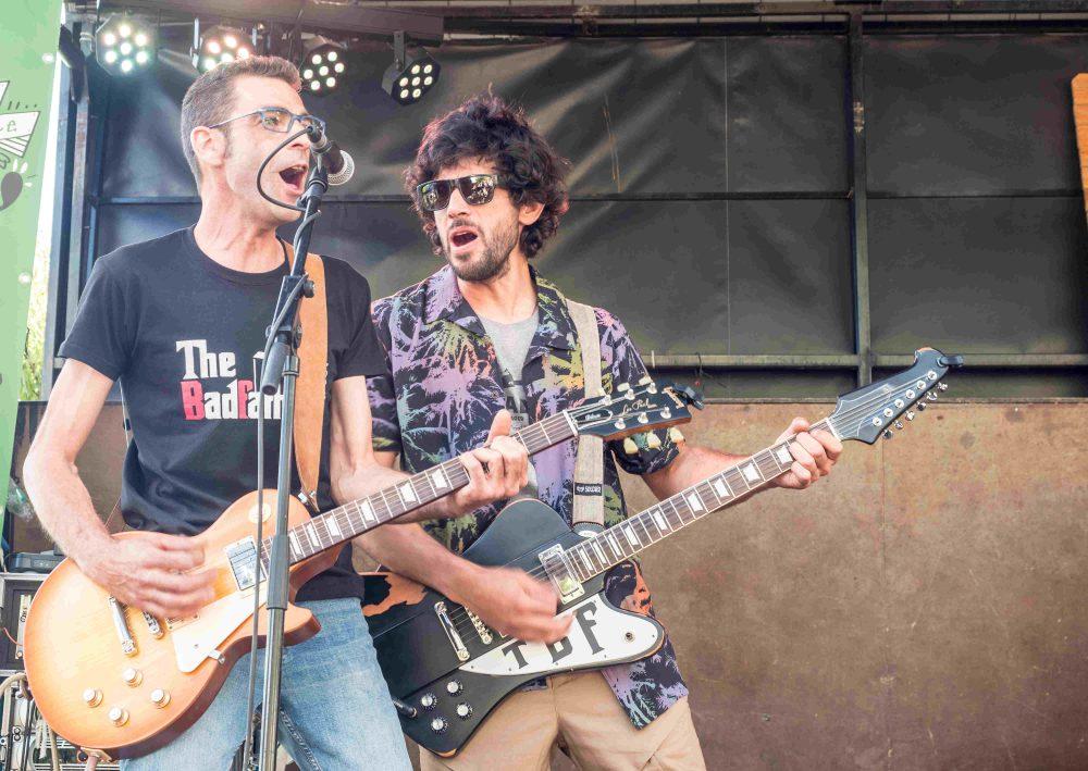 The Badfathers en festival rondadora 2019