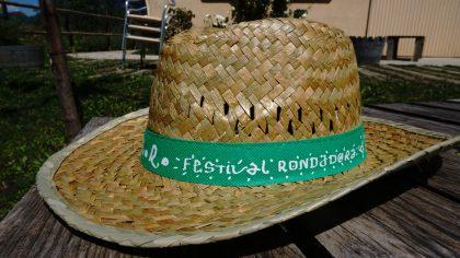 SOMBRERO DE PAJA - FESTIVAL